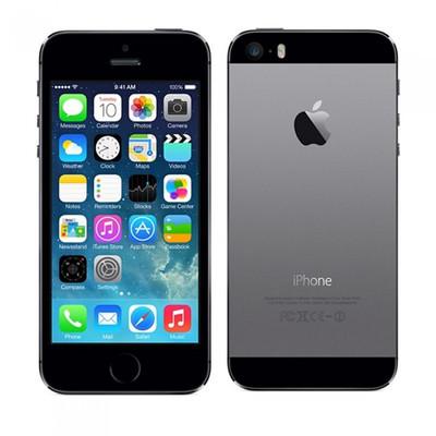 Apple iPhone 5S 16GB Space Gray (Pilkas)