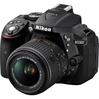 Nikon D5300 Black (Juodas)