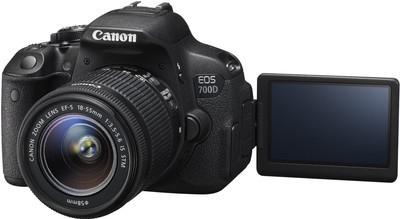 Canon EOS 700D Black (Juodas)