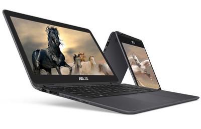 Asus Zenbook Flip UX360CA su procesoriumi Intel Core M-6Y75