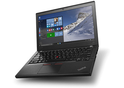 Lenovo ThinkPad X260 su procesoriumi Intel Core i5