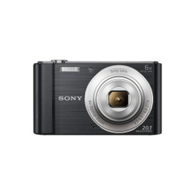 Sony DSC-W810 Black (Juodas)
