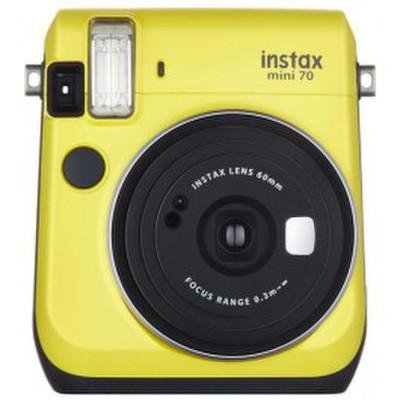 Fujifilm Instax mini 70 Yellow (Geltonas)