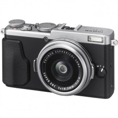 Fujifilm X70 Silver (Sidabrinis)