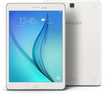 Samsung Galaxy Tab A 10.1 (2016) SM-T585 16GB 4G White (Baltas)