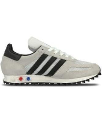 Adidas Originals La Trainer Og Pilka Juoda Balta Mėlyna Raudona