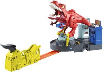 [Nuo 37.89 €] HOT WHEELS rinkinys Dinozauro nasrai, GFH88 | Kainos.lt
