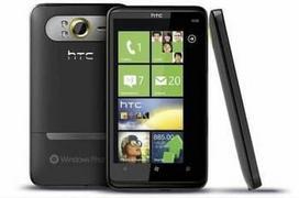 HTC X310e Titan juodas