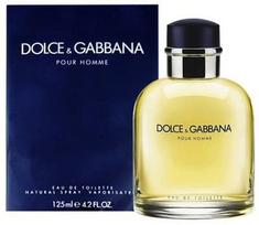 Dolce & Gabbana Pour Homme, 125ml (EDT)