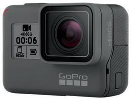 GoPro HERO6 Black (Juodas)