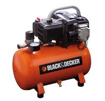 Oro kompresorius Black&Decker DB 195/12-NK,12 L