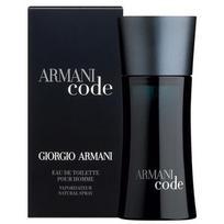 Giorgio Armani Black Code, 125ml (EDT)