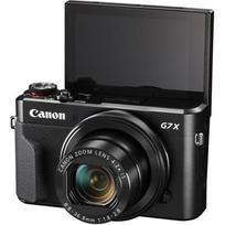 Canon PowerShot G7 X Mark II Black (Juodas)