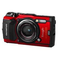 Olympus TG-5 Red (Raudonas)