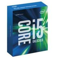 Intel Core i5-6600K, Quad Core, 3.50Ghz, 6MB, LGA S1151, 14nm, 95W, VGA, Box (be aušintuvo)