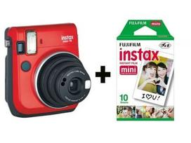 Fujifilm Instax Mini 70 Red (Raudonas)
