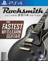 Rocksmith 2014 Edition Incl. Real Tone Cable PS4