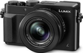 Panasonic LUMIX DMC-LX100K Black (Juodas)