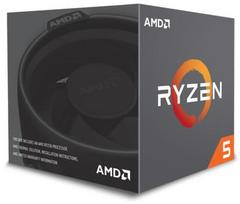 AMD Ryzen 5 1600, Hexa Core, 3.20GHz, 19MB, AM4, 65W, 14nm, BOX (su aušintuvu)