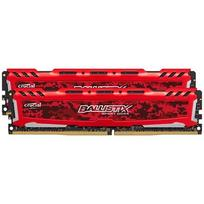 Memory Module | CRUCIAL | Ballistix Sport LT | Gaming | DDR4 | 8GB | 2666 MHz | CL 16 | 1.2 V | Number of modules 2 | Red | BLS2C8G4D26BFSE