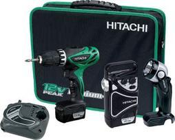 Hitachi KC10DHL (DS10DFL+UR10DL+UB10DL)