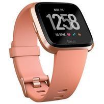 Fitbit Versa Peach/Rose Gold (Rožinis)