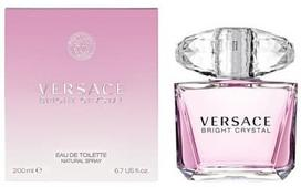 Versace Bright Crystal 200ml EDT
