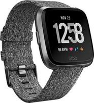 Fitbit Versa Special Edition Black/Grey (Juodas/Pilkas)