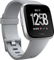 Fitbit Versa Grey/Silver (Pilkas/Sidabrinis)