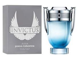 Paco Rabanne Invictus Aqua 150ml EDT New