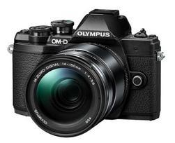 Olympus OM-D E-M10 Mark III + 14-150mm R (Juodas)