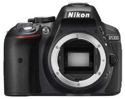 Nikon D5300 Body Black (Juodas)