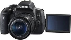 Canon EOS-750D 18-55mm IS STM