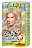Schwarzkopf Natural & Easy Hair Color 523 Light Ice Blonde