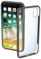 Hama Frame Back Cover For Apple iPhone X Transparent/Grey