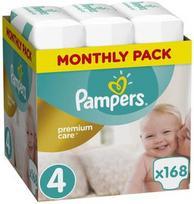 Pampers Premium Care S4 168