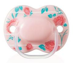 Tommee Tippee London Silicone Soother Girl 0-6m 43340955