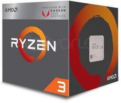 AMD Ryzen™ 3 2200G 3.5-3.7GHz with Radeon™ Vega 8 Graphics