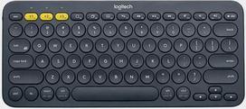 Logitech K380 Black (Juodas)