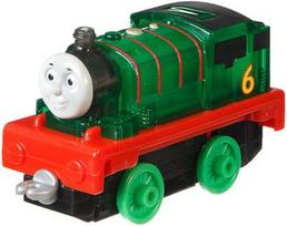Fisher Price Thomas & Friends Adventures Light-Up Racer Percy DXV24
