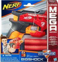 Hasbro Nerf N-Strike Mega Bigshock Blaster A9314