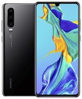 Huawei P30 Dual 128GB Black (Juodas)