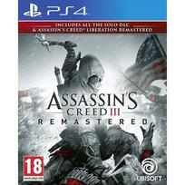 Assassins Creed 3 Remastered PS4