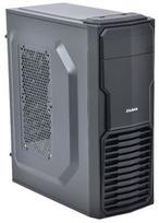 Zalman ZM-T4 Mini Tower Black (Juodas)