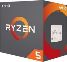AMD Ryzen 5 1600X, Hexa Core, 3.60GHz (4.0 GHz Turbo), 19MB, AM4, 95W, 14nm, BOX (be aušintuvo)