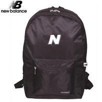 New Balance Premium Line Original Backpack (42x30x18cm) universal with 2 pockets 392-95150 Juodas