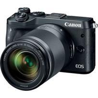 CANON EOS M6 + 18-150mm IS STM (Juodas)
