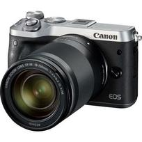 Canon EOS M6 + 18-150 IS STM (Sidabrinis)