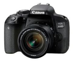 Canon EOS-800D 18-55 IS STM