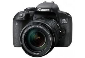Canon EOS-800D 18-135mm IS STM